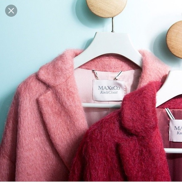 really comfortable authentic quality get online Max & Co. Jackets & Coats | Max Co Knit Coat | Poshmark